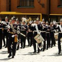 Военной музыки оркестр :: Gennady Legostaev