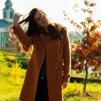 Прогулка на монастирь :: Алина Монич
