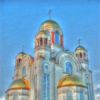 Храм на крови :: Тимофей Остроушко