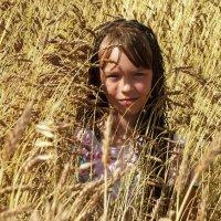 Дочь златого лета :: Юлия Перминова