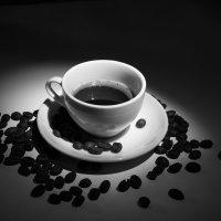 ч/б кофе :: vladimir Zibrov