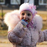 Маленький ангел :: Дмитрий Арсеньев