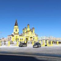 Церковь :: Денис Фотографиевич