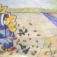 детские рисунки :: Сергей Кочнев