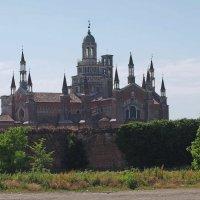 """Монастырь под Миланом """"Certosa di Pavia"""" :: Виталий Авакян"""