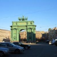 Нарвские ворота :: Наталья