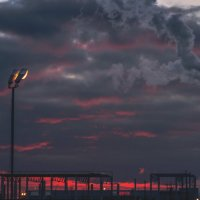 А трубы делают облака? :: Nina Zhafirova