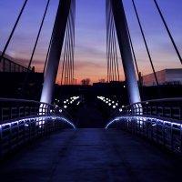 линии моста :: Ольга Паршина