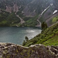 озеро :: зоя полянская