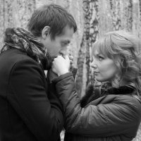 Влюбленная пара :: Ольга Муллыева