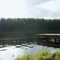 Коркинское озеро :: Анастасия Мелешко