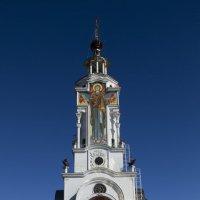 Храм маяк Святого Николая :: Геннадий Валеев