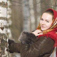 в лесу.. :: Галина Островская