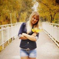 Осень в Запорожье :: Гульнара Рамазанова