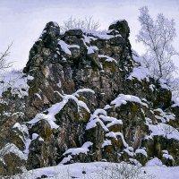 Замок царевны Казыра :: юрий Амосов