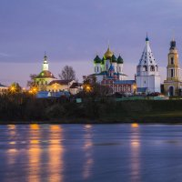 Вечерком в Коломне. :: Igor Yakovlev