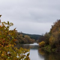 река Юрюзань :: Александр Кошкарёв