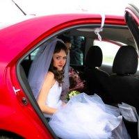 свадебное путешествие :: Сергей Корьев