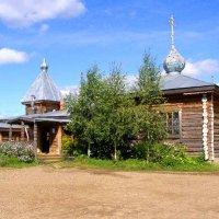 Трапезная женского монастыря. :: Андрей Ярославцев