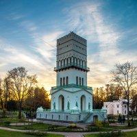 Белая башня :: Григорий Храмов