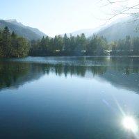 Голубое озеро :: Natalia Яз