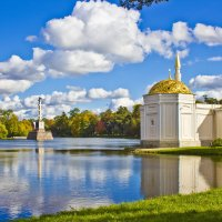 Большой пруд :: Олег Мелентьев
