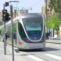 Иерусалимский трамвай :: Shmual Hava Retro