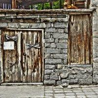 Двери. :: Сергей Калиновский