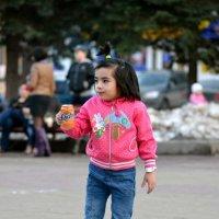 Чудо на площади :: Борис Русаков