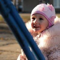 На детской площадке :: Радмир Арсеньев