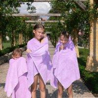 три сестрицы :: Юлия Перминова
