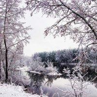 Первый снег :: Павел Сухоребриков