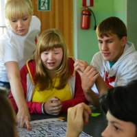 проф.игра в лагере :: Екатерина Казакова