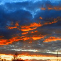 краски неба :: евгений Смоленцев