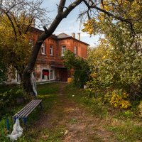 Где-то в старом городе :: Игорь Найда