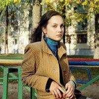 Грустинка :: Андрей Самуйлов