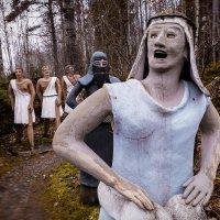 ...там на неведанных дорожках... :: Сергей Долженко
