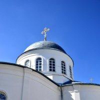 Дивногорский Успенский монастырь :: Андрей Кузнецов