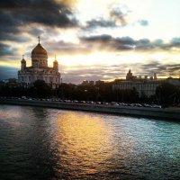 Москва, Храм Христа Спасителя :: Александр Аксенов