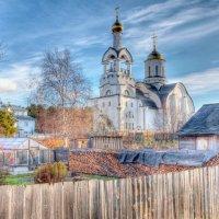 Северный храм. :: Алексей Хаустов