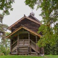 Никольская церковь из Мякишево :: Наталья Елгина