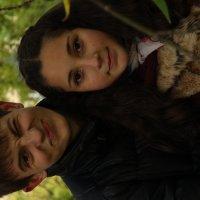 Пара:) :: Катя Луника