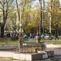 Отражения у Петропавловского собора в Мини-городе :: Valerii Ivanov