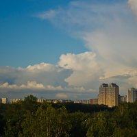 Вид из окна :: Вячеслав Печенин