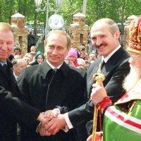 Три президента :: Юра Птахин