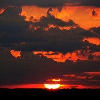 Марсианский закат :: Константин Жирнов