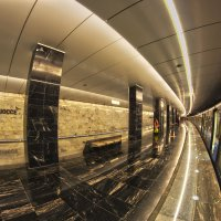 The underground space :: Алексей Соминский