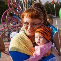 молодые мамы :: Александр Беляев