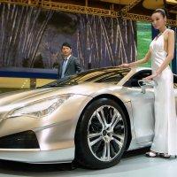 Шанхайский автосалон 2009 года :: Андрей Фиронов