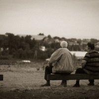 будь то любовь или дружба,в любом случае приятно смотреть... :: Ксения Коша